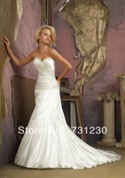 New Arrivals aline wedding Dresses Christening Dresses 201211083754