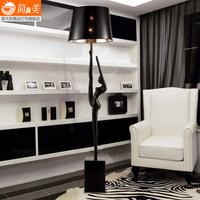 Modern brief resin floor lamp fashion living room lamps fashion big floor lamp