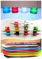 "free shipping 22"" 2013  Mini Cruiser Penny Plastic Skateboard  Penny Skateboard 10pcs color decks+color  trucks + LED wheels"