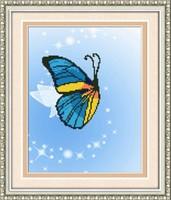 FREE SHIPPING Diy rhinestone diamond painting home decoration gift round diamond painting butterfly