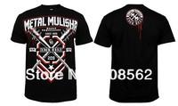 wholesale--HOT!!! METAL MULISHA sportwear Print Shirt 100% Cotton