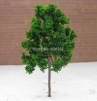 D9048 Scale Train Layout Set Model Trees N HO 9cm