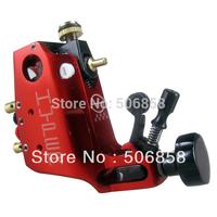 Professional Rotary Tattoo Machine Gun Stigma Hyper V3 Style Shader Liner Red  M660-2