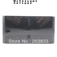 Black 20000mAh Portable Battery Power Bank Charger For Samsung Apple HTC Nokia