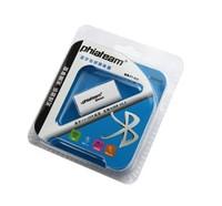 Phiateam FEDEX Free Shiping USB Bluetooth Stereo Audio Music Receiver Adapter For IPhone/Ipad/Ipod/Andriod PC Speaker 500Pcs/Lot