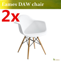 Free shipping Eames DAW Chair,armchair chair,ABS Eames Chair