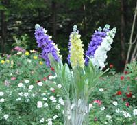 Free shipping Violet artificial silk flower artificial flower silk flower artificial flower artificial flower