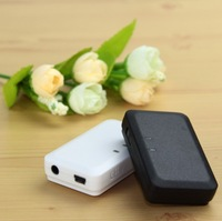 Wireless Bluetooth Stereo Audio Music Receiver  Adapter for iPod iPhone MP3 MP4 PC Free Shipping 10pcs/lot