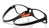 Free Shipping 2014 Super-soft Ultra-light Plastic Women Reading Glasses Men Presbyopic Glasses  7181 Black