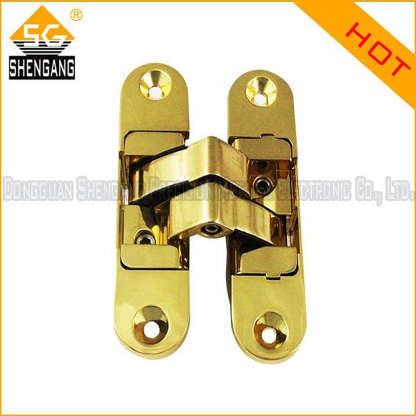 secret door hardware hinge