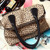 2012 new European and American style of Beijing Youth wave packet with money leopard bag shoulder bag Messenger bag handbag