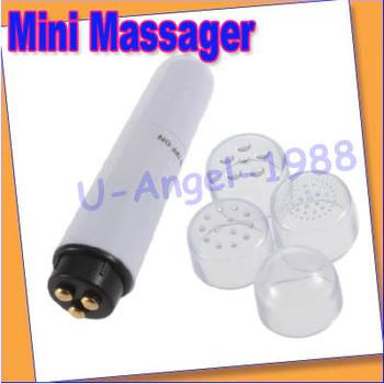 Free shipping+ 3pcs/lot Health Natural Beauty Tiny Mini Massager Personal Pocket Body Neck Massage