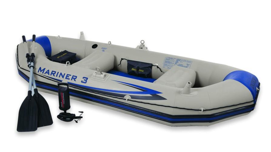 выбор лодки для 3 человек