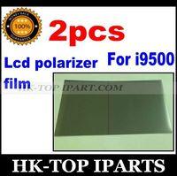 2pcs lcd screen polarized film general lcd screen film thick screen polarized film for  For Samsung Galaxy S4 SIV I9500 YL4071