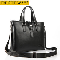Men's shoulder bag casual bag man business boutique bag messenger bag briefcase handbag