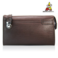 Clutch male cowhide day clutch genuine leather clutch bag business casual handbag wallets