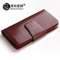 Female wallet male fashion wallet women's medium-long wallet female card holder day clutch hasp long design wallet