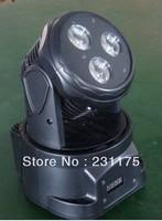 RGB or W 3*10W Mini LED Beam Moving Heads