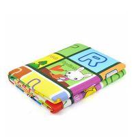 Free shipping 1pcs/lot Baby Play Mat 1.2*1.8 Meter Fruit Game Pattern Family Picnic Carpet Baby Crawling Mat