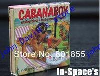 20 pc/lot Free shipping The Balm CABANABOY  nautral Shadow / blush fard a paupleres / joues Blush 8.5g poids net wt 0.25 oz