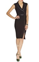 Top Quality Ladies Fashion Pencil Dress Formal Slim Dress Wholesale Hot Sale 2013