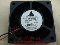 Fans home Delta dfb0624h 6cm dc24v 0.11a 6025 line ball bearing fan
