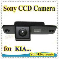 SONY CCD Sensor Car Reverse Rear View Backup Parking CAMERA for KIA Carens/Borrego/Oprius/Sorento/Sportage R / KIA CEED