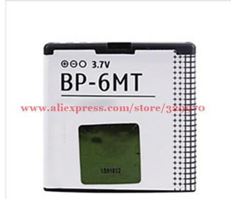 BP-6MT / BP 6MT for Nokia E51/N82/6720C phone battery 1pcs Free International battery(China (