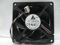 Fans home Original box delta 8025 12v 0.32a aub0812hh line pwm fan