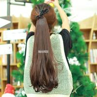 Pear wig female of scroll fluffy wig jiafa horseshoers hair extension piece