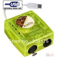 USB DMX interface ,USB DMX interface SUNLITE