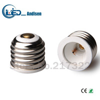 E26 TO E11 adapter Conversion socket  High quality material fireproof material E12 socket adapter Lamp holder