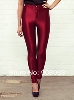 Free Shipping Hot sell sexy Cheap  trousers  Women / Ladies Leggings Fashion 2013 Disco Pants