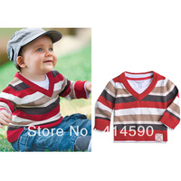 2013 new suit long sleeve autumn spring boy baby clothing set suits for newborn boys clothing kids baby 5 pcs/lot, free Shipping