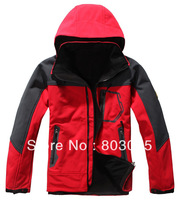 High Quality Men's Autumn Outdoor Hiking Jackets Climbing Jackets Softshell