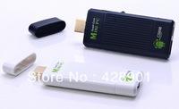 With WIFI Google Android4.1 2GB RAM 8GB ROM Smart internet TV Box TV stick Mini PC Dual Core HDMI Media Player free shipping