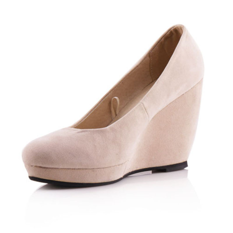 aliexpress popular comfortable platform wedding shoes in