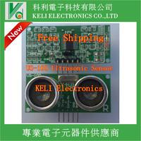 Free shipping   2PCS/LOT  US-100 DC 2.4V~5.5V  Ultrasonic Sensor/Ultrasonic Ranging/Ultrasonic Module with Temperature FZ0126