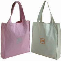 Promotion bag canvas tote bag  printing own logo
