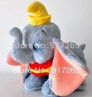 Free Shipping Dumbo plush toy Dumbo elephant plush toy gift for children