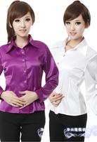 2014 Fashion Fall Women's Shirt Long-Sleeve Blouses Women Work Wear Office Lady Wear Women's Blouses