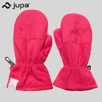Jupa child gloves cotton gloves thickening cotton gloves thermal winter mitten gloves male female child