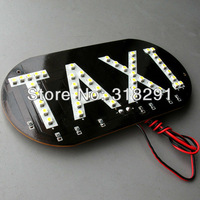 12v  30pcs/lot FREE SHIPPING 3528SMD 45LED Taxi Board Light indicator light