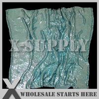 DHL Free Shipping Aluminum Metal Fabric Mesh 3mm Aquamarine without Backing/For Bag,Shoe,Jeans,Decoration,Wedding,Clothing