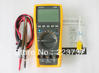 Vichy VC99 3 6/7 Auto range digital multimeter with bag Count AC DC Ohm Hz better FLUKE 17B 2000UF