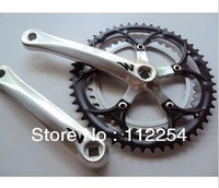 Free shipping alloy road bike 8/9 speed crankset 39/52T*170MM,bike crankset,bicycle chainwheel