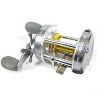 Fish kx50 metal wheel boat wheel blackfish wheel 3 shaft fishing tackle drum