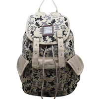 Free Shipping 2012 backpack canvas backpack student bag backpack 7371 female bags women's bag