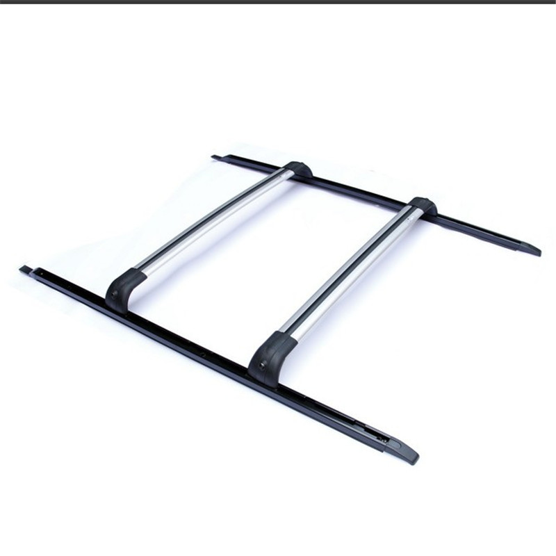 Roof Rail Roof Rack AND Cross bars fit for LAND ROVER DISCOVERY 3 / 4 LR3 LR4(China (Mainland))