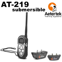Aetertek AT-219 Extra Strong Remote Dog Training Shock Collar with anti bark feature FOR ONE DOG